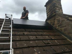 Solamics Solar Hot Water System Installation